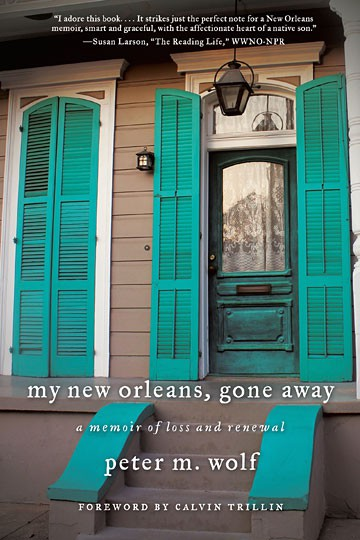 My New Orleans, Gone Away