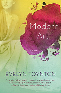Modern Art - A Novel inspired by the life of Lee Krasner
