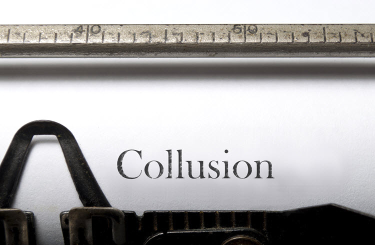 Collusion - The Word of the Day