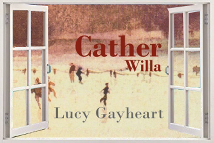 Reading a Great Book - Lucy Gayheart by Willa Cather