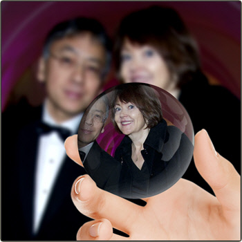 The Spouse Behind the Great Writer - Kazuo Ishiguro and Lorna MacDougal