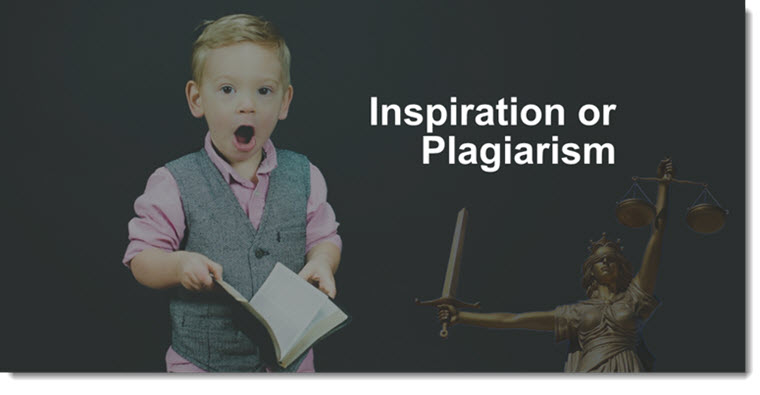 Is Imitation a Sincere Form of Plagiarism