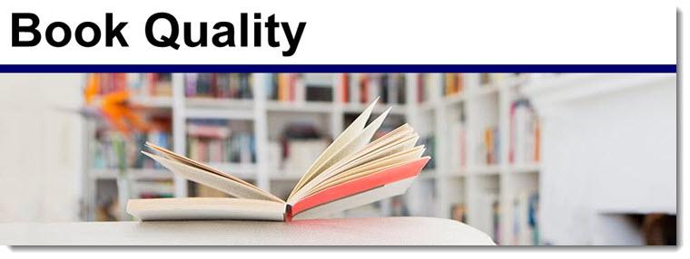 Book Quality
