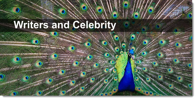 Writers and Celebrity