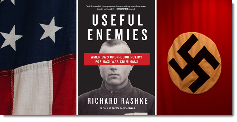 Useful Enemies by Richard Rashke