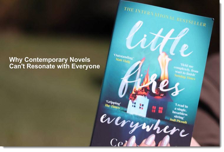 Contemporary Novel Reviews