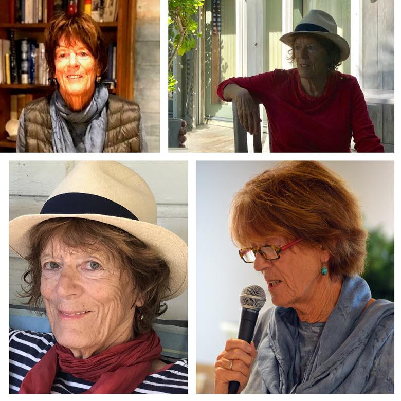 Author Rosalind Brackenbury