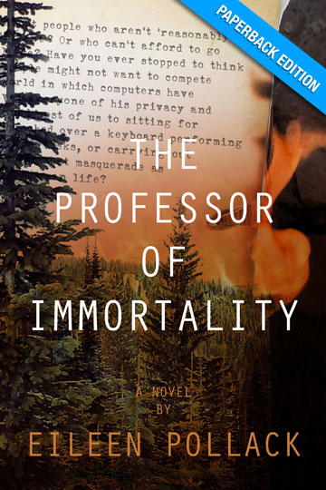 The Professor of Immortality(Paperback Edition)